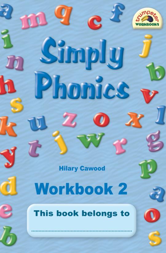 Simply Phonics WB 2 Print