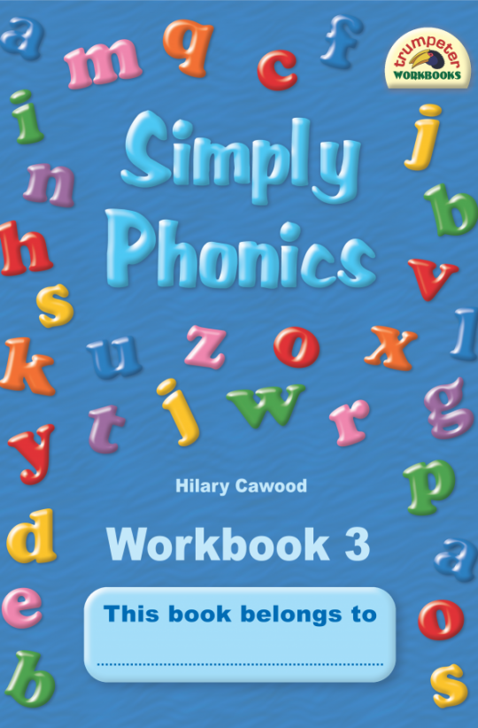 Simply Phonics WB 3 Print